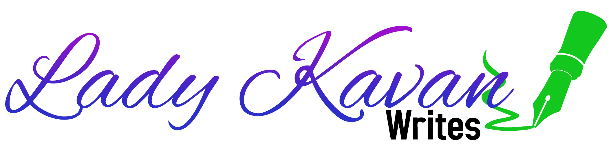 Lady Kavan Writes